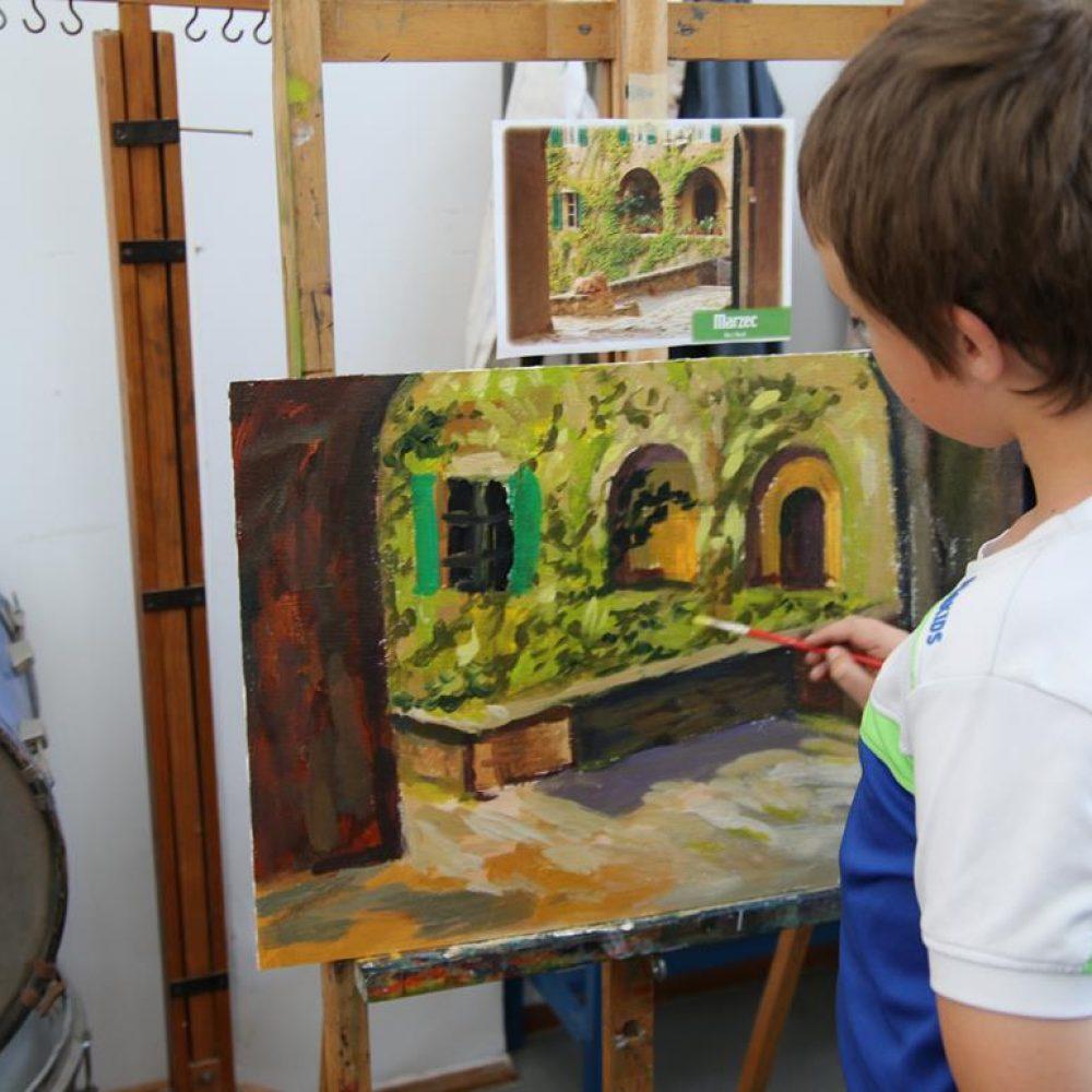 Liceum Plastyczne dla Domu Dziecka w Przesiece