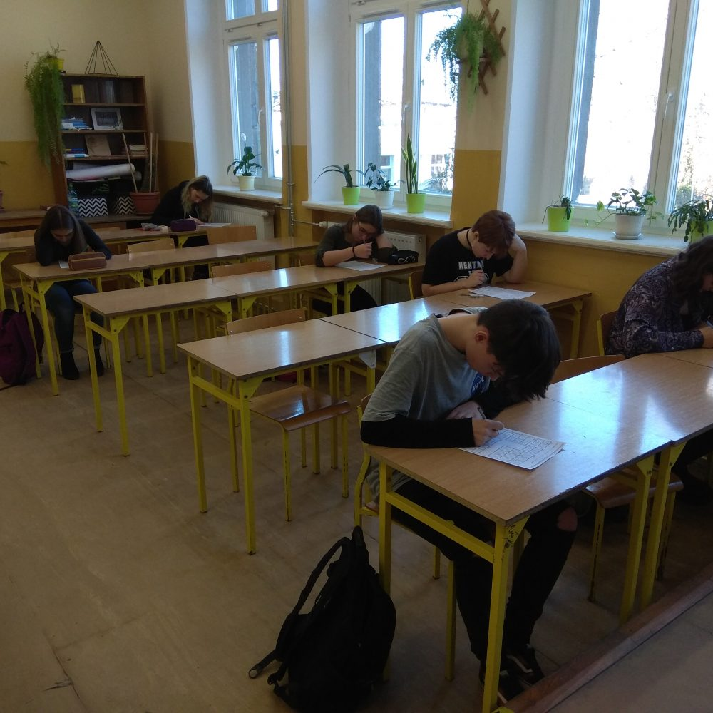 Nikola Kalkowska finalistką Mistrzostw Dolnego Śląska w Sudoku