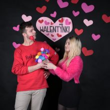 Walentynki w Naszej Szkole