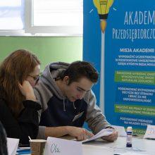 Akademia Przedsiębiorczości – projekt dla uczniów