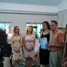 Justyna Dżaman – laureatka stypendium za szczególne osiągnięcia artystyczne