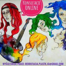 Konsultacje do Liceum Sztuk Plastycznych online