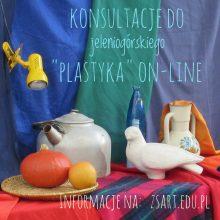 Konsultacje on-line do Liceum Sztuk Plastycznego w  Jeleniej Górze