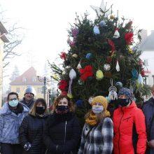 Rzemiosła dekorują miasto na Święta