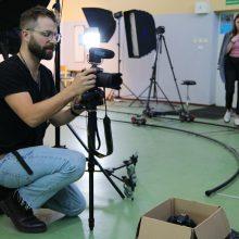 Warsztaty fotograficzno – filmowe z Mateuszem Skórą