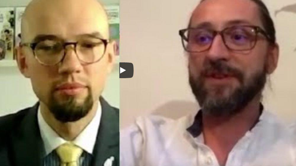 Spotkanie z Michałem Śledzińskim. Prowadzenia – Pan Radosław Ejsymont