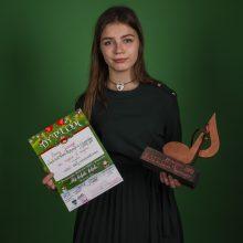 Ania Juszczyk nagrodzona