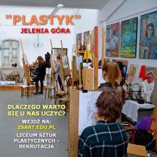 Dlaczego warto wybrać Liceum Sztuk Plastycznych w Jeleniej Górze?