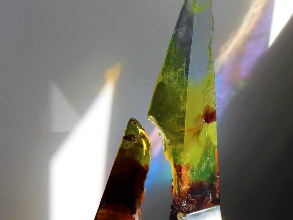 """Prezentacja realizacji dyplomowych naszych uczniów jeleniogórskiego """"Plastyka"""" na Biennale wyróżnionych prac dyplomowych w Częstochowie"""