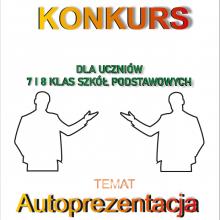 Konkurs Autoprezentacja