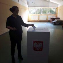 Wybory SU w Gimnazjum
